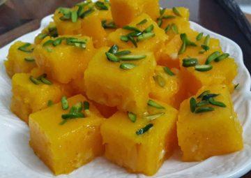 طرز تهیه مسقطی یکی از دسرهای خوش طعم ایرانی
