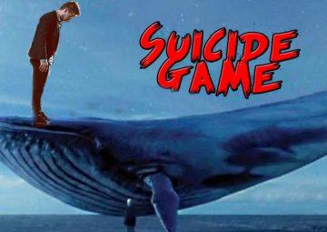 بازی مرگ بار نهنگ آبی