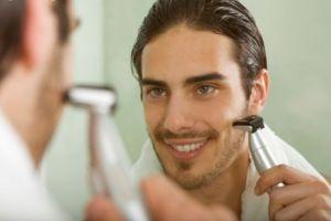 درمان جوش صورت در مردان