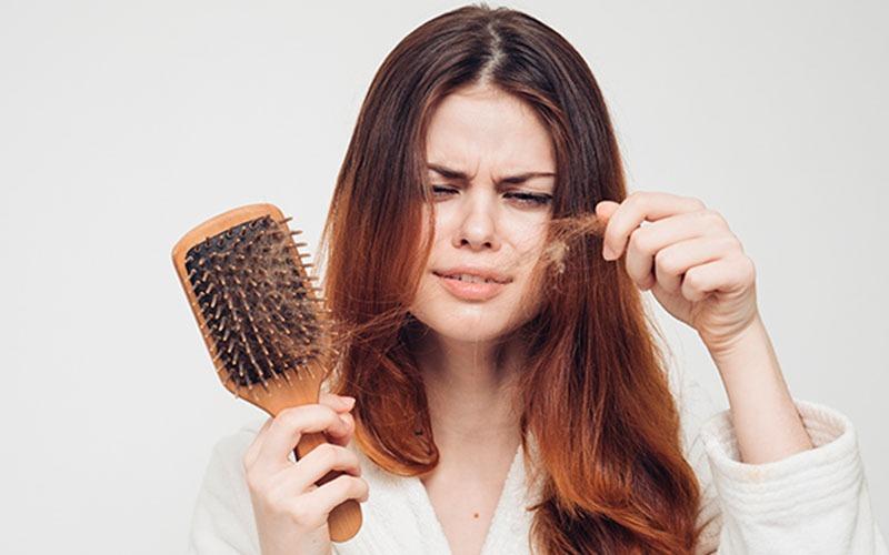 درمان گیاهی ریزش موی سر با سبوس برنج