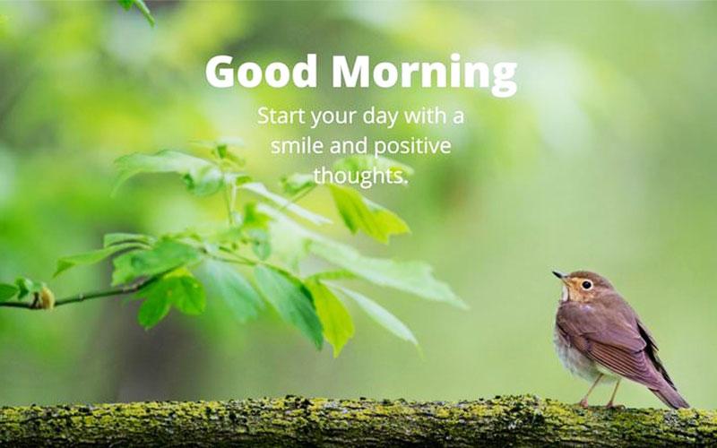 روزتان را خوب شروع کنید