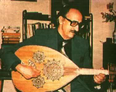 ساز ایرانی عود یا بربط