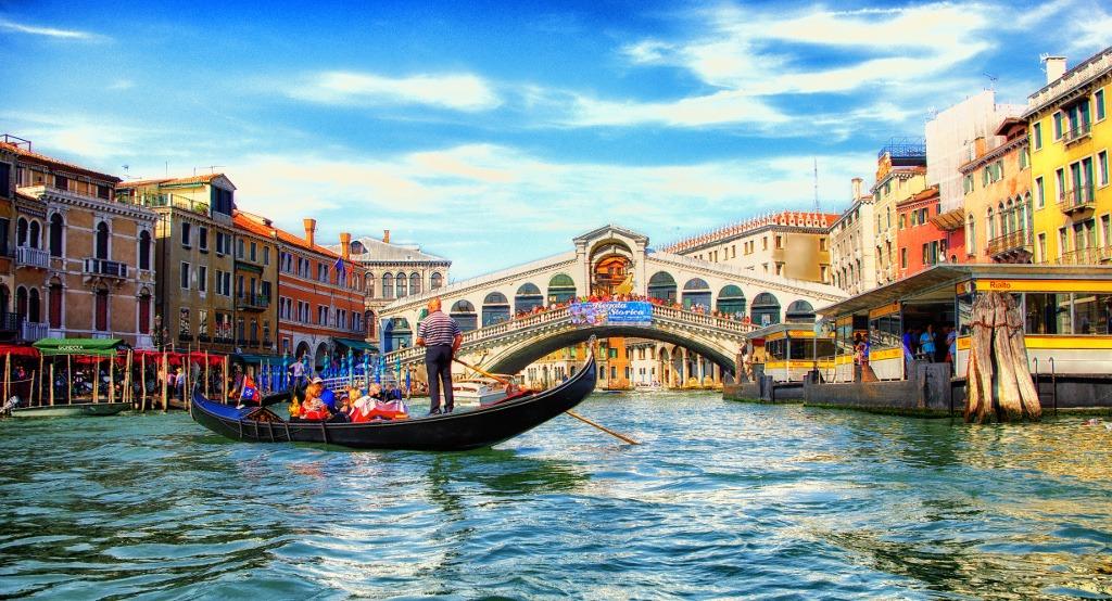 شهری رویایی بر روی آب به نام ونیز