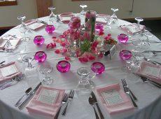 طریقه چیدمان و پذیرایی در ناهار و عصرانه