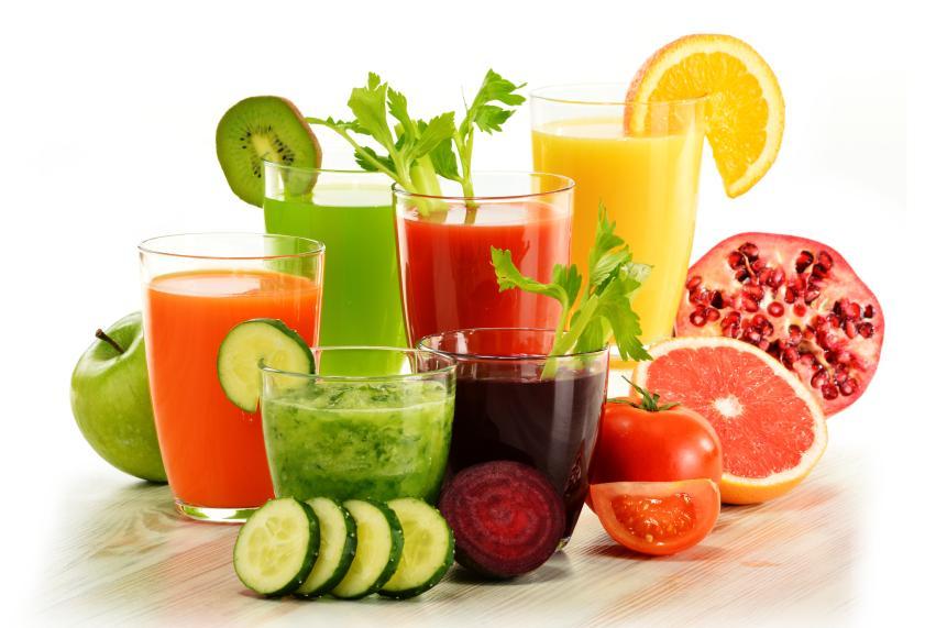 خوردن آب میوه تازه را فراموش نکنید