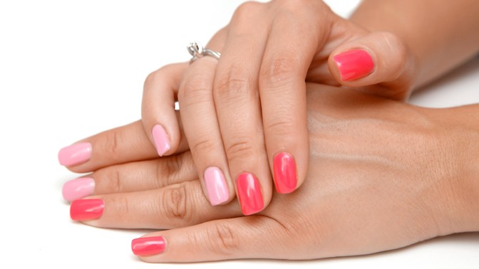 درمان ریشه شدن پوست اطراف ناخن ها