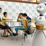 رباتهای پیشخدمت