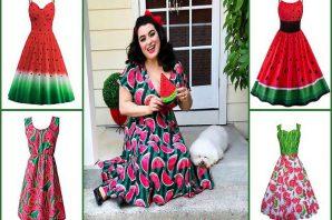 مدل لباس زنانه و بچگانه ویژه شب یلدا