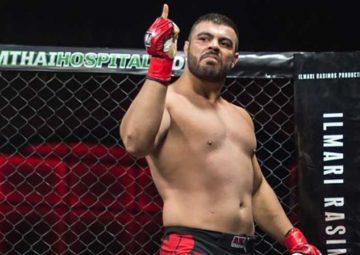بیوگرافی امیر علی اکبری قهرمان ایرانی MMA