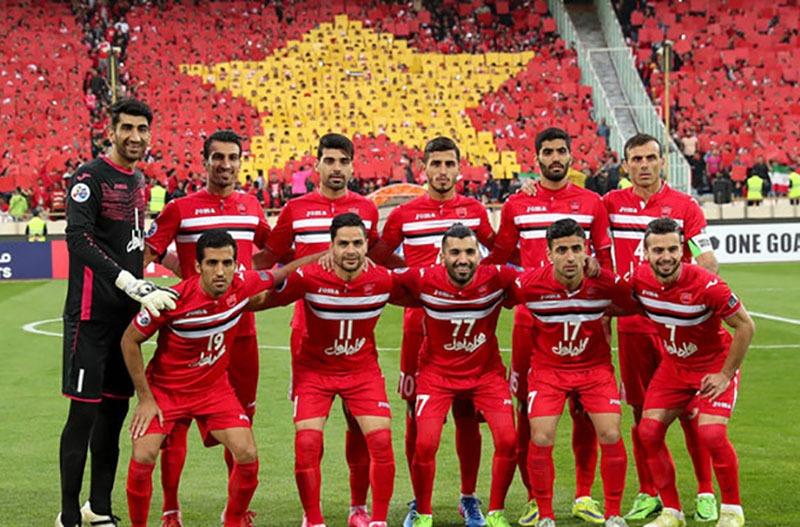 تیم پرسپولیس تنها تیم تک ستاره ایران