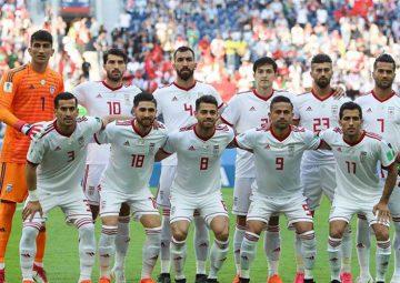تیم ملی ایران مقابل چین با ۳ گل به پیروزی رسید