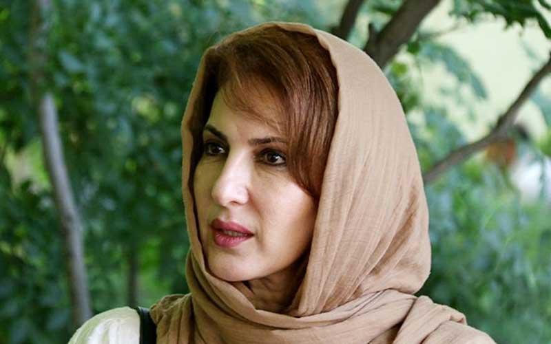 بیوگرافی فاطمه گودرزی بازیگر نقش مادر در سریال لحظه گرگ و میش