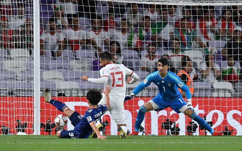 تیم ملی ایران جام ملتهای آسیا را به ژاپن واگذار کرد