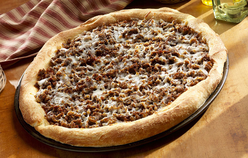 طرز تهیه پیتزای لبنانی