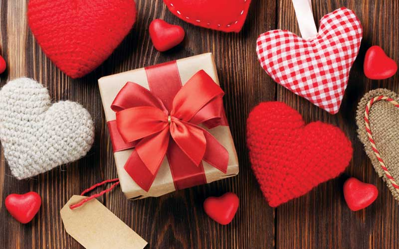 چند ایده جالب برای گیفت روز ولنتاین