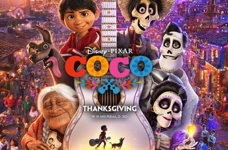کوکو-Coco بهترین انیمیشن سال ۲۰۱۸