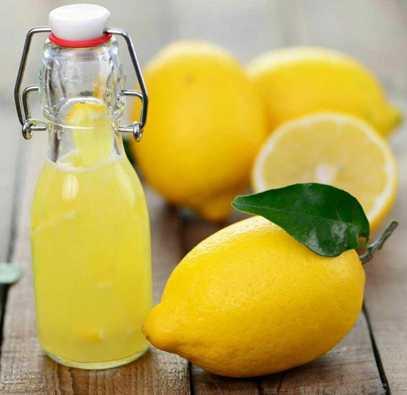تاثیر لیمو ترش در زیبایی پوست