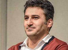 بیوگرافی وحید آقاپور بازیگر نقش فرهاد در سریال لحظه گرگ و میش