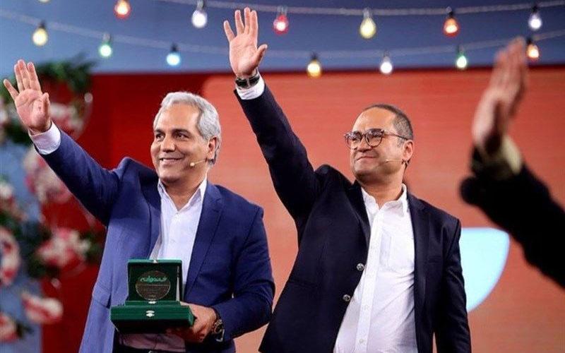 خبر پخش دورهمی و خندوانه در ایام نوروز از شبکه نسیم