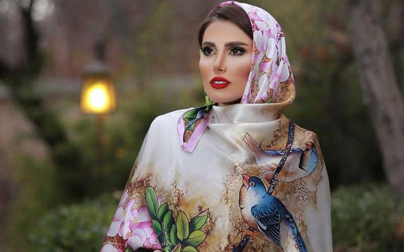 روسری های مدل جدید سال ۱۳۹۸