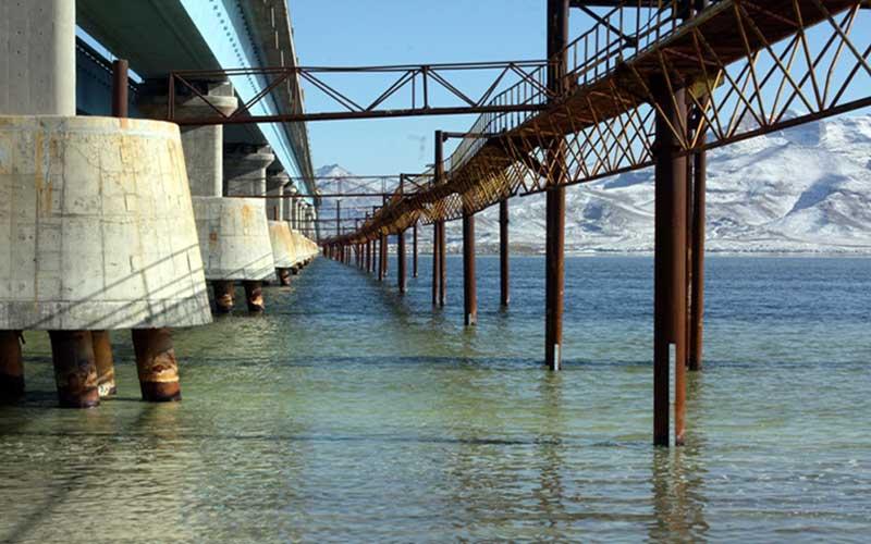 احیای دریاچه ارومیه در فروردین سال ۹۸