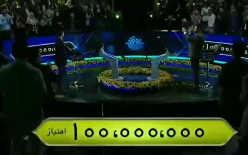 محمد کاظم تارتار برنده جایزه ۱۰۰ میلیونی مسابقه برنده باش