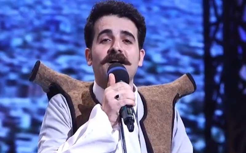 کارزان قاسمی شرکت کننده پنجم قسمت بیست و چهارم مسابقه عصرجدید