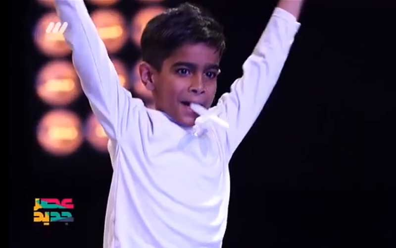محمدمصطفی حصار اجرای دوم قسمت چهارم مرحله دوم مسابقه عصرجدید