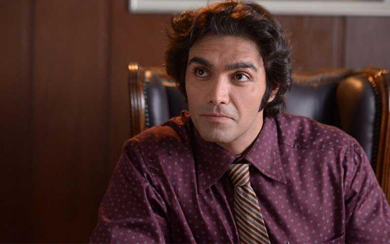 بیوگرافی شهاب شادابی بازیگر نقش سهیل در سریال بوی باران (عروس تاریکی)