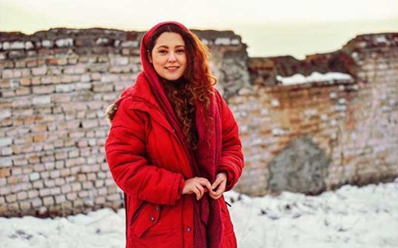 بیوگرافی مهسا هاشمی بازیگر نقش نغمه در سریال بوی باران (عروس تاریکی)