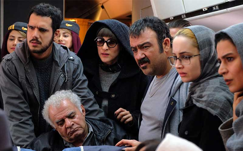 دلیل توقیف فیلم ما همه با هم هستیم در استان کرمان