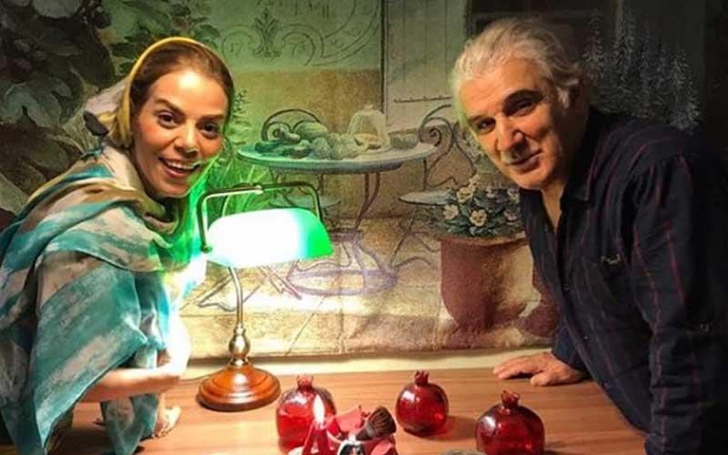 مهنوش صادقی خبر ازدواجش با مهدی هاشمی را اعلام کرد