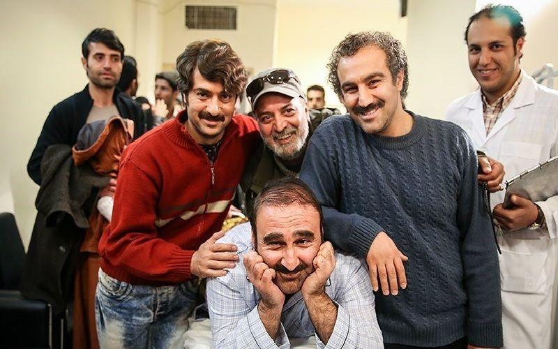حذف بابا پنجعلی و بازگشت بهبود در سری ششم سریال پایتخت