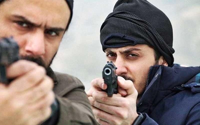 بیوگرافی علی افشار بازیگر نقش داوود در سریال گاندو