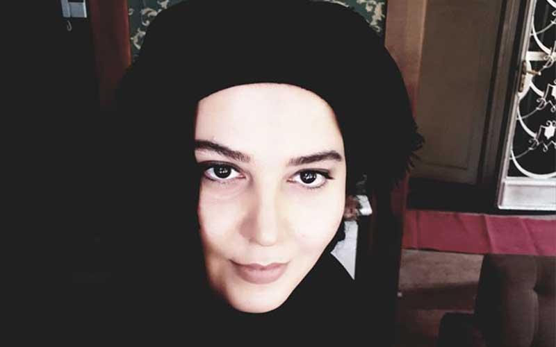 بیوگرافی معصومه احمدزاده بازیگر نقش لیلا در سریال بوی باران (عروس تاریکی)