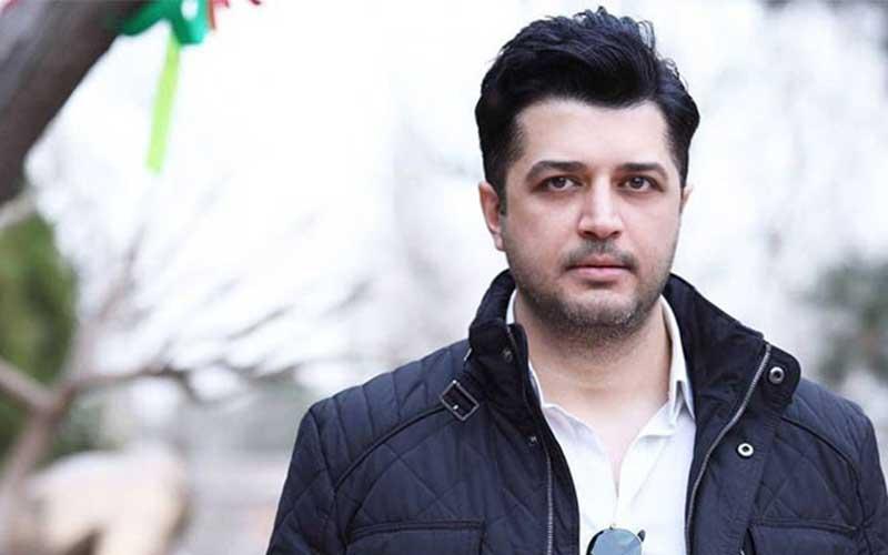 بیوگرافی پندار اکبری بازیگر نقش سعید شهریاری در سریال گاندو