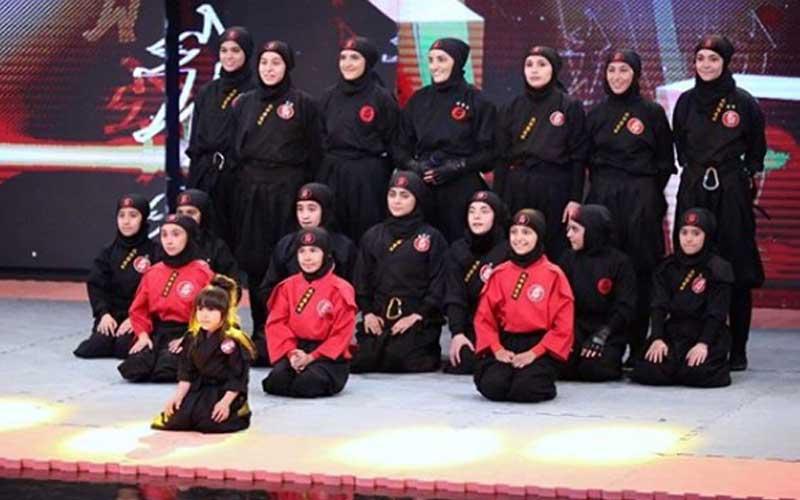 دختران نینجا اجرای چهارم قسمت سیزدهم مرحله دوم عصرجدید