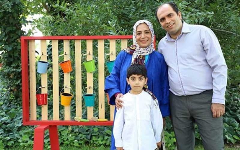 بیوگرافی ساناز سماواتی و حضورش در برنامه کودک شو