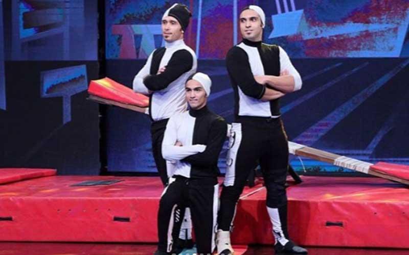 اجرای گروه ریکو در نیمه نهایی مسابقه عصرجدید