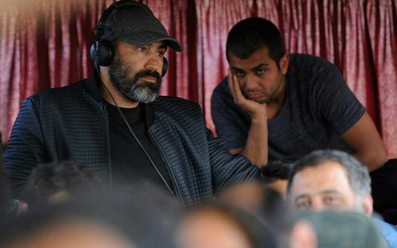 استقبال گسترده از اکران فیلم سینمایی قسم در شیراز