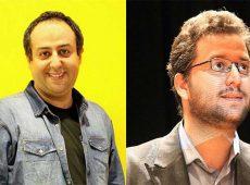 دیدار دکتر بشیر حسینی با بدلش در سریال ناخونک