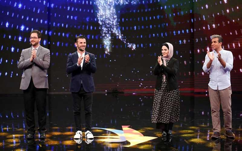شب عید غدیر فینال عصرجدید پخش می شود