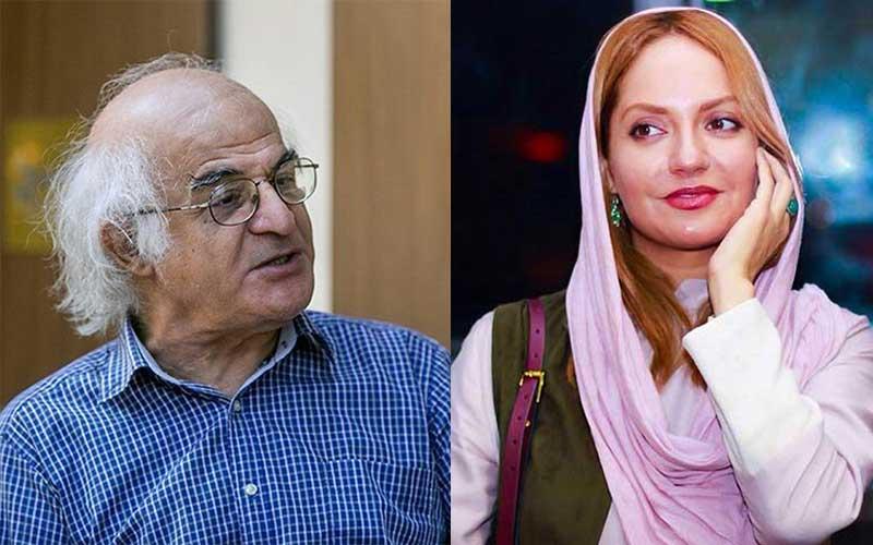 مصاحبه فریدون جیرانی با مهناز افشار درباره بازگشت به ایران