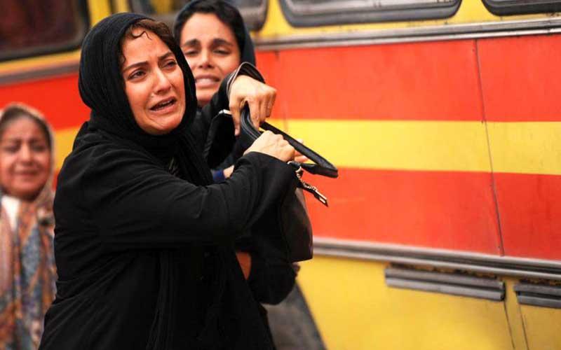 مهناز افشار در فیلم سینمایی قسم
