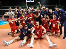 تیم ملی والیبال ایران به مقام قهرمانی آسیا رسید