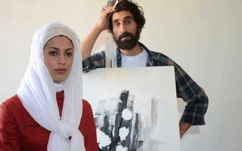 عکس صدف بهشتی و همسرش