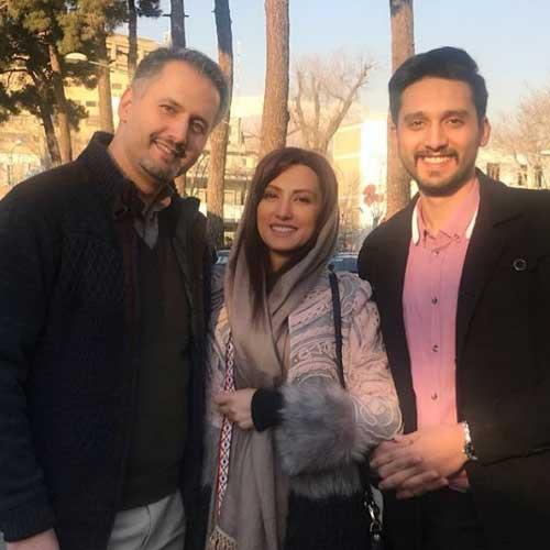 سمیرا حسینی و برادرانش