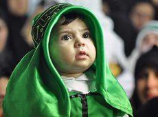 عکسهایی از مراسم شیرخوارگان حسینی در سراسر کشور