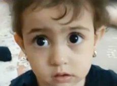 هشدار آتنا بنیتا برای ربوده شدن کودک دو ساله در شهرری