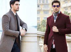 مدلهای جدید و شیک پالتو مردانه